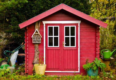 How To Organise Your Shed