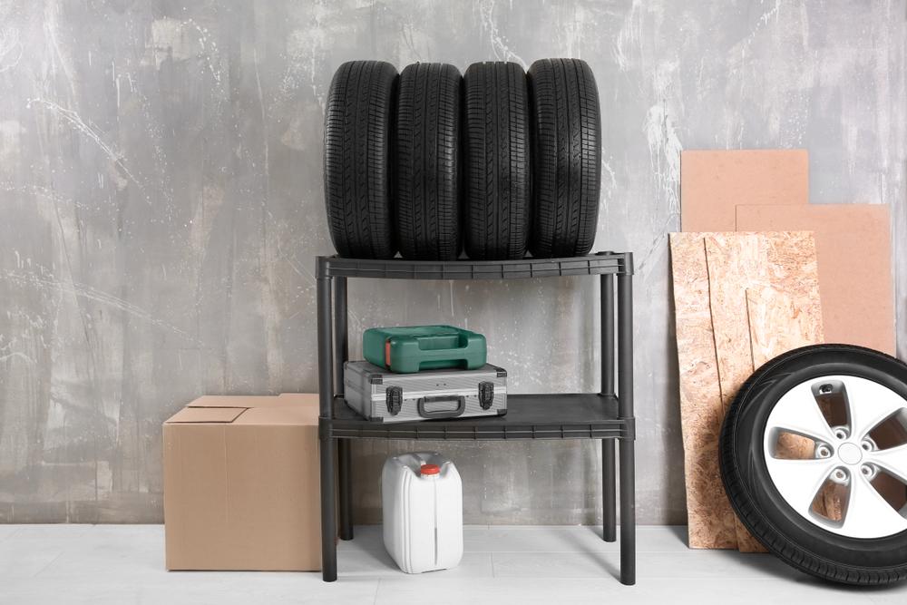 Stockage des pneus: comment stocker vos pneus en fin de saison