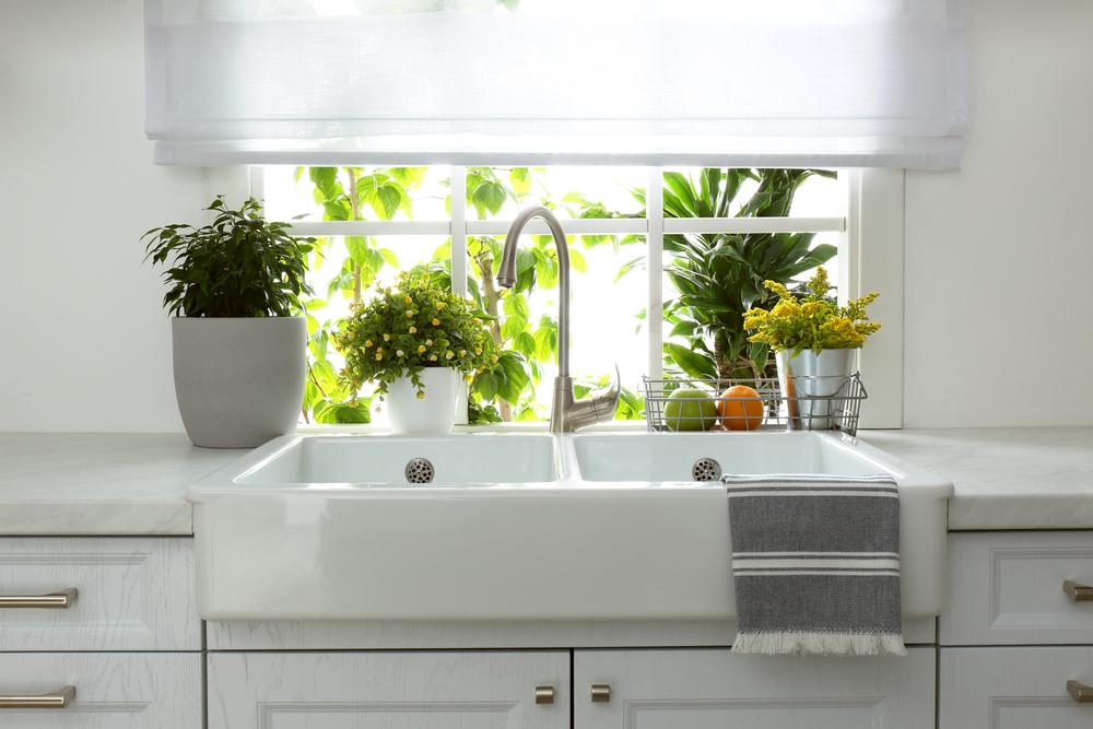 Sådan vælger du den perfekte køkkenvask!