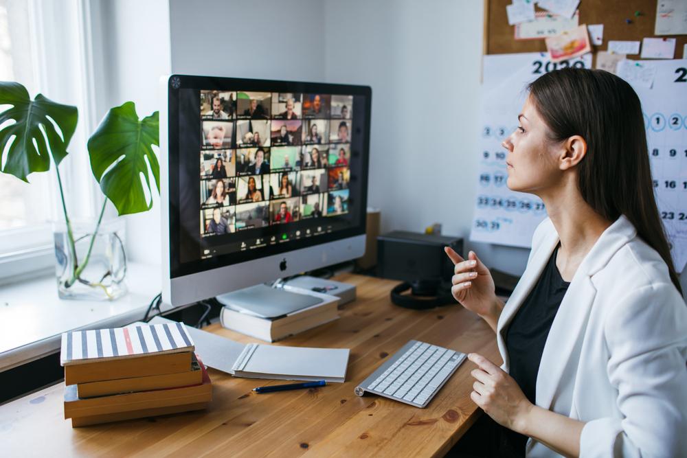 Stetige Zunahme von Home-Office-Arbeit