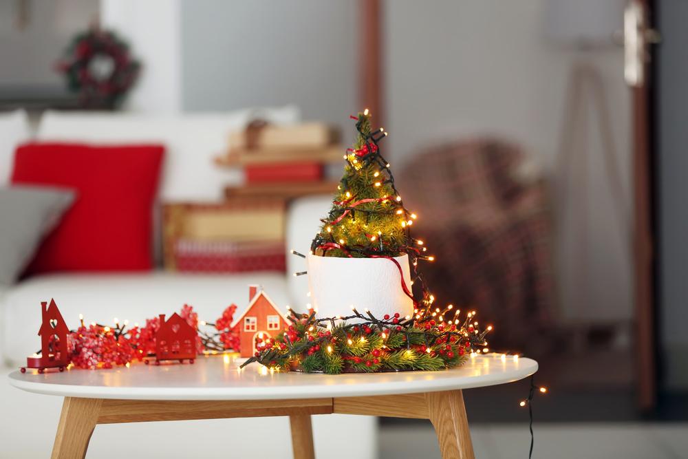 Häftiga julgranar för små hem!