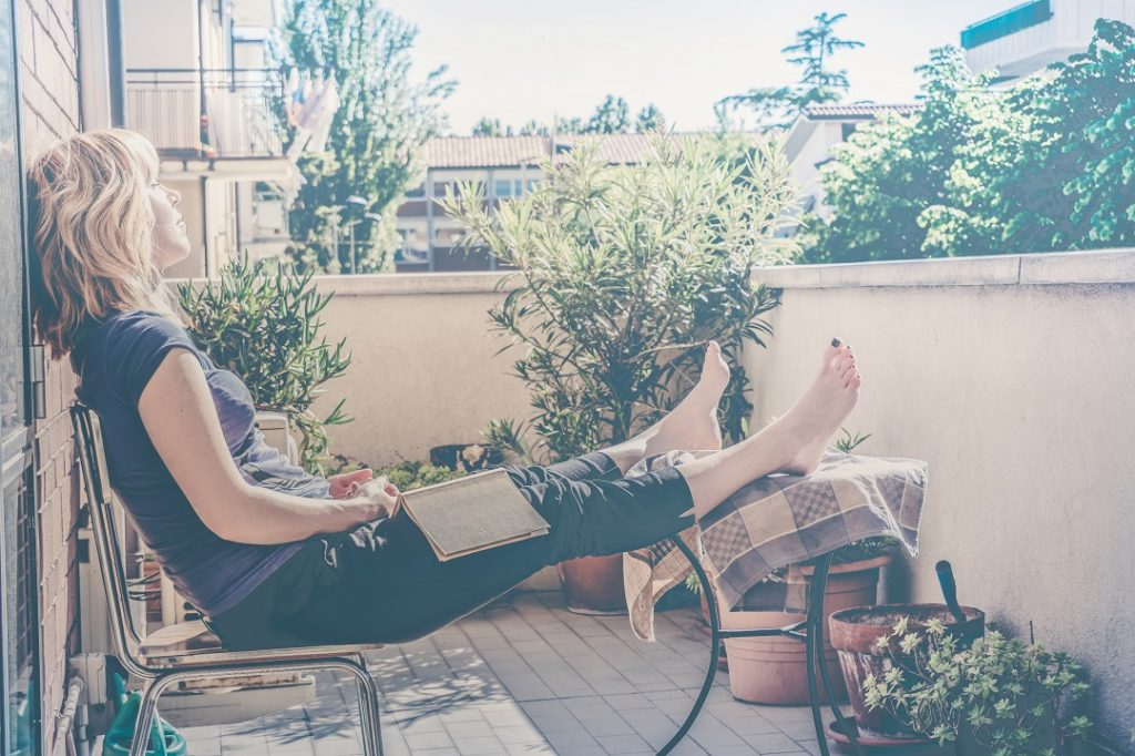 Je balkon als zomers lustoord!